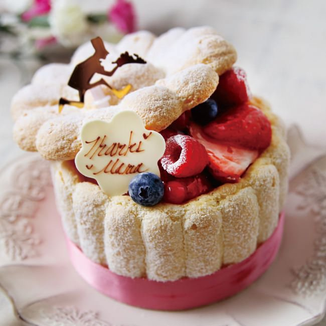 神戸 母の日限定ケーキ