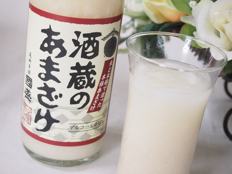 中埜酒造の酒蔵のあまざけ
