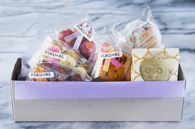 FUKU+RE 焼き菓子ギフトBOX