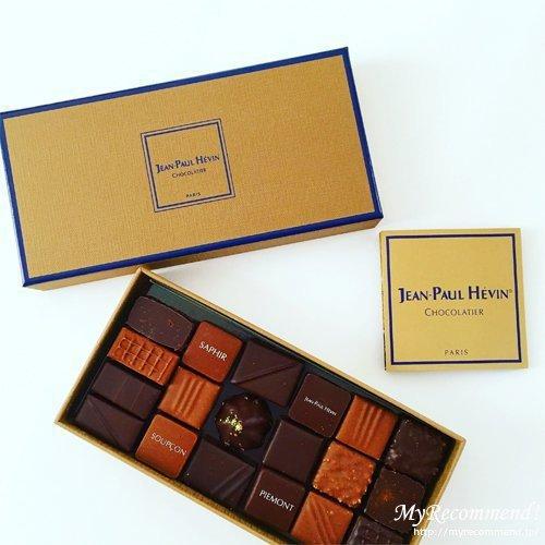 ジャンポールエヴァン,チョコレート