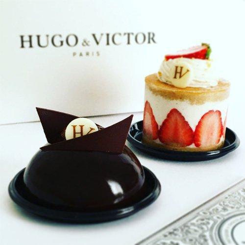 ユーゴ アンド ヴィクトール,ケーキ