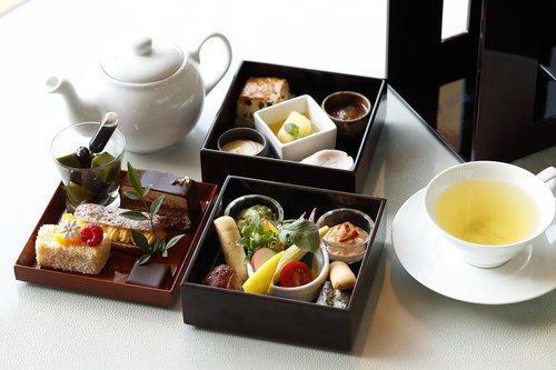 パレスホテル東京,夏のアフタヌーンティー