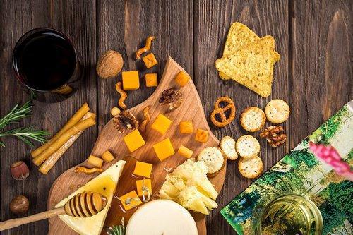 チーズのギフト