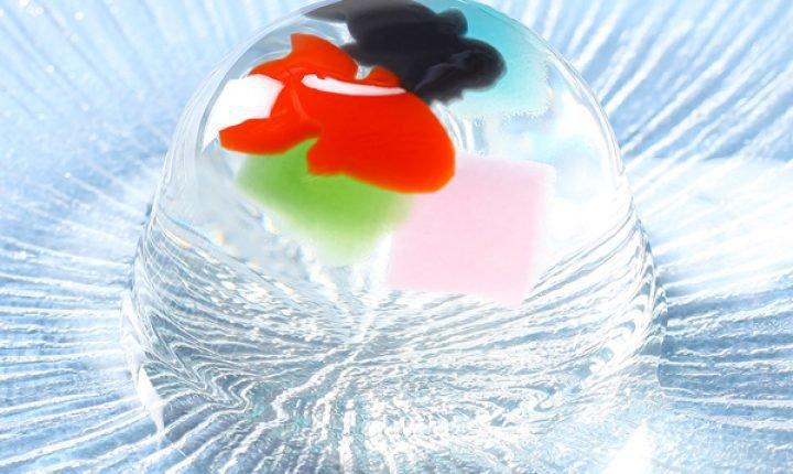 夏の風物詩【見た目も涼しげ】祭りや金魚!夏の和菓子特集