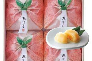 ご高齢の方にも喜ばれる和菓子、食べやすくて優しい味わい