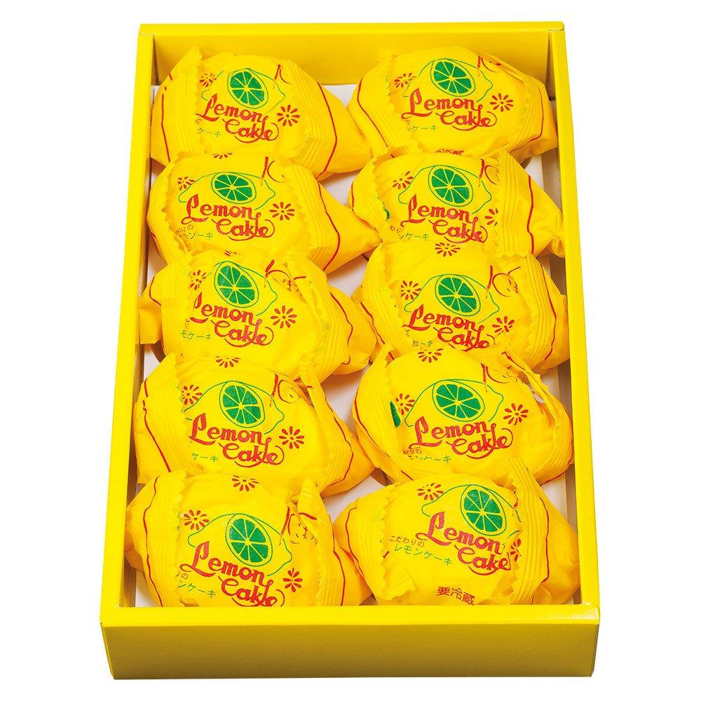 甘楽菓子工房こまつや,レモンケーキ