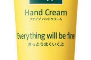 クナイプのハンドクリーム「バニラ&ハニーの香り」が新登場!