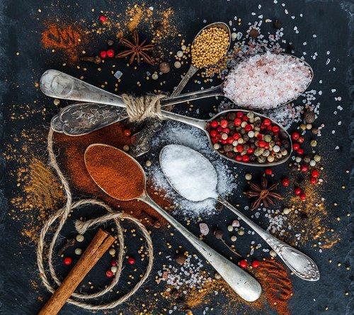 塩や調味料