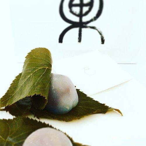 鈴懸の抹茶蕨餅