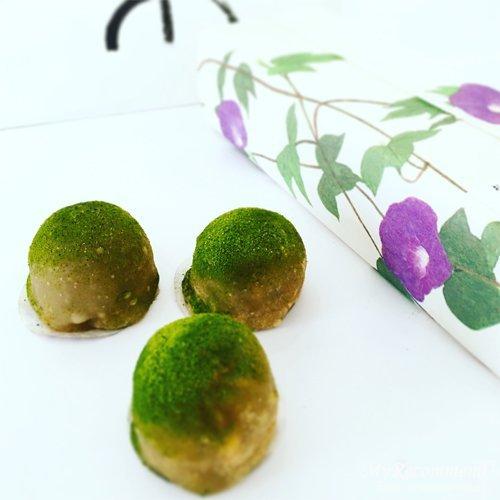鈴懸 抹茶蕨餅