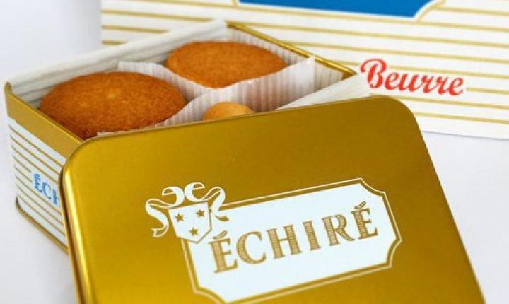 大阪のエシレ・マルシェ オ ブール!高級バターのリッチなお菓子