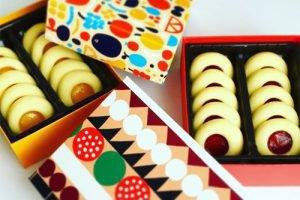 フィーカのクッキーが可愛い!北欧イラストのパッケージも!