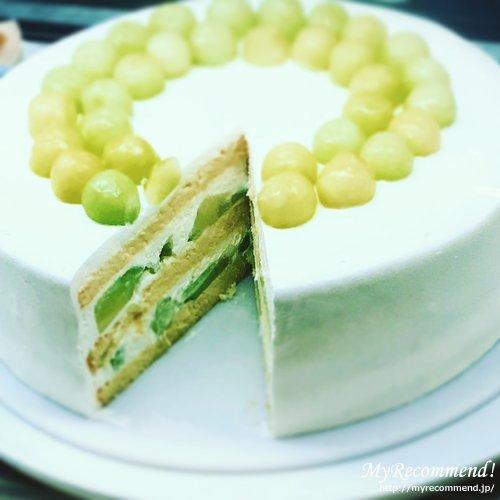 大丸梅田,ケーキ
