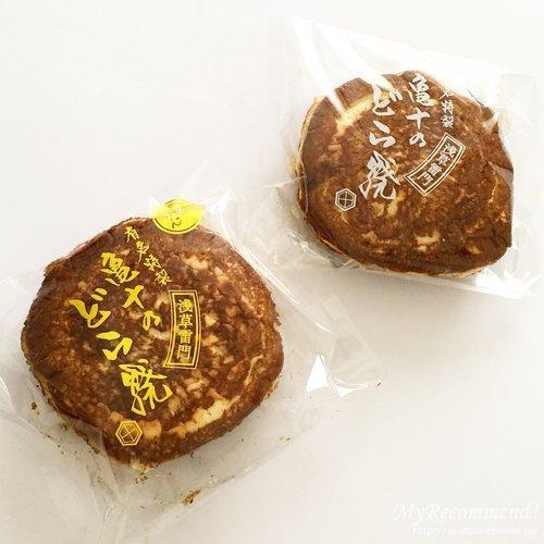 浅草,和菓子