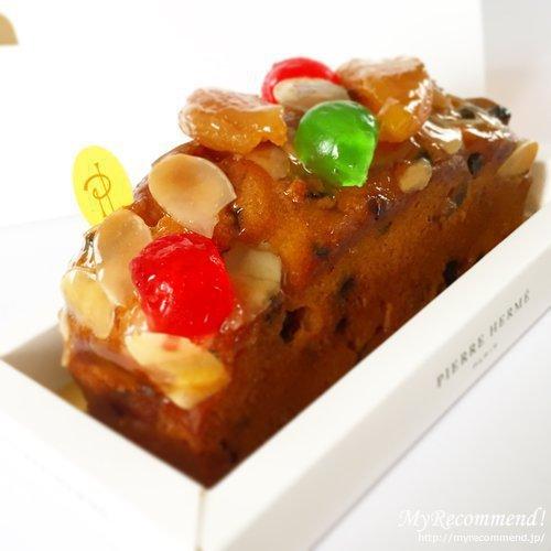 ピエール・エルメ,パウンドケーキ