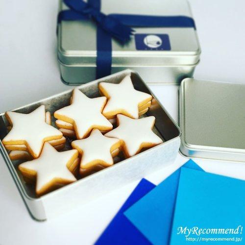 ルスルス,星の形のクッキー