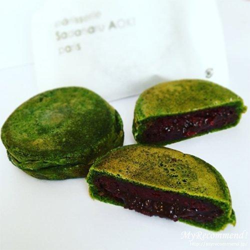 東京焼きマカロンショコラ
