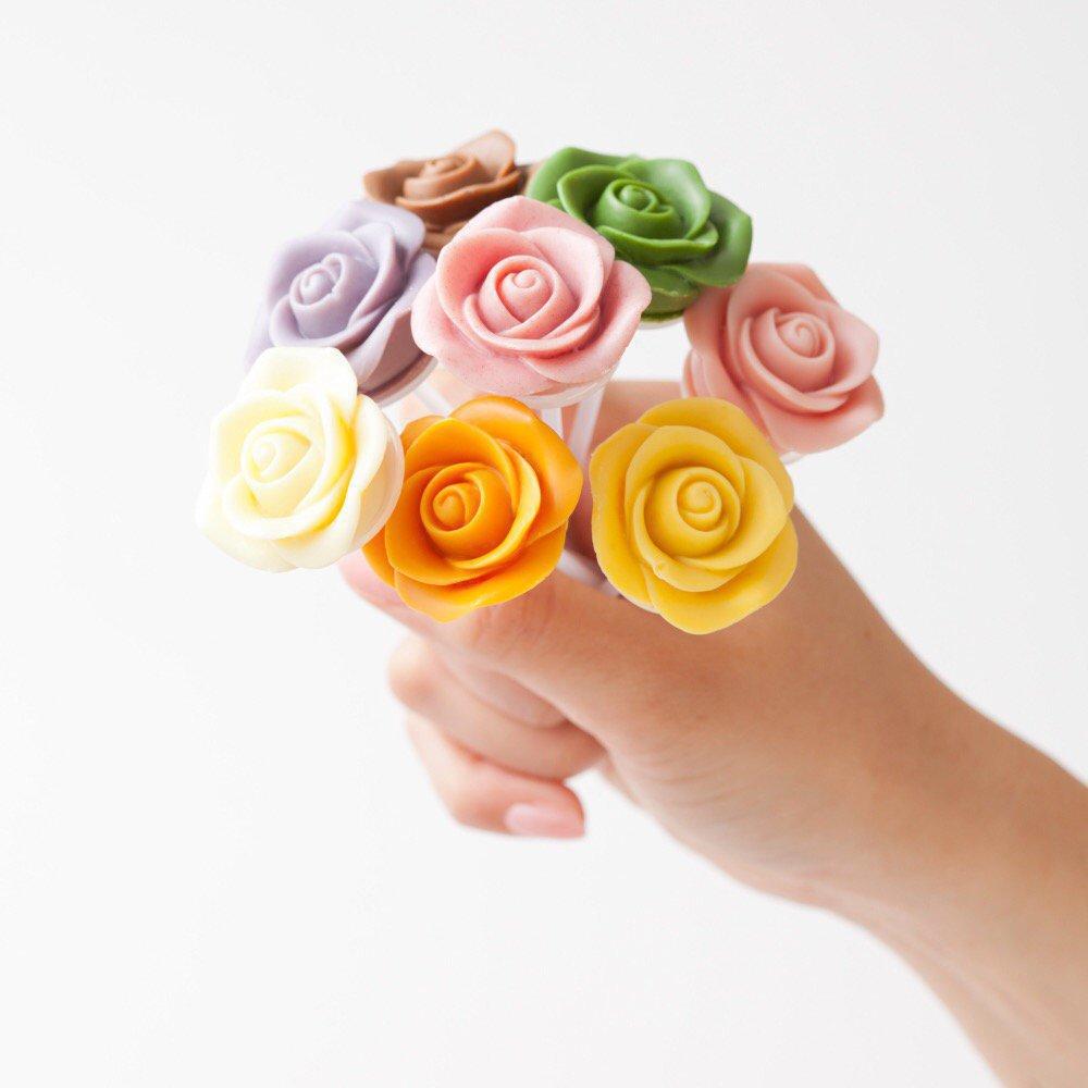 メサージュドローズ 花束チョコ