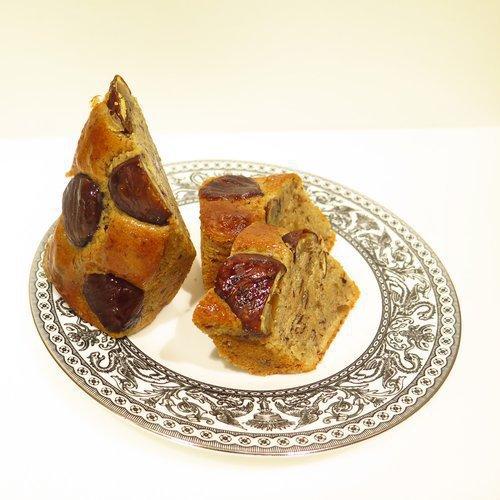歐林洞,栗パウンドケーキ
