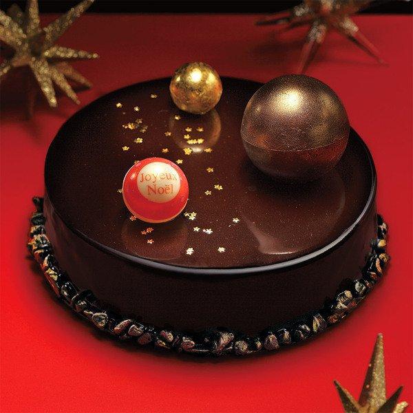 オー ボンヴュータン クリスマスケーキ