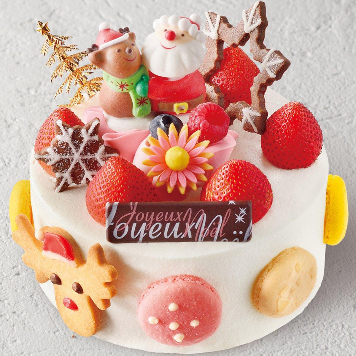 カフェタナカ,クリスマスケーキ