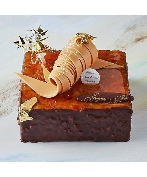 シャンドワゾー,クリスマスケーキ