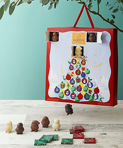 ゴディバ,クリスマスカレンダー