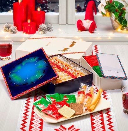 ヨックモック,クリスマスコレクション