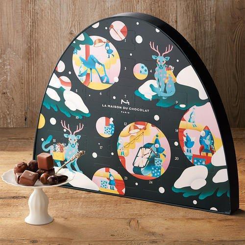クリスマス チョコレート