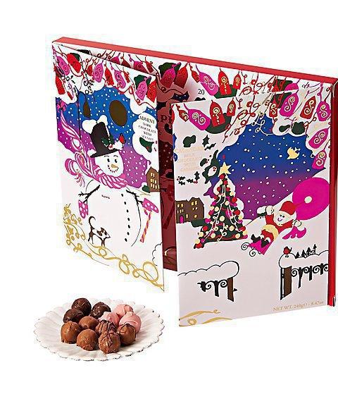 プレスタ,クリスマスカレンダー