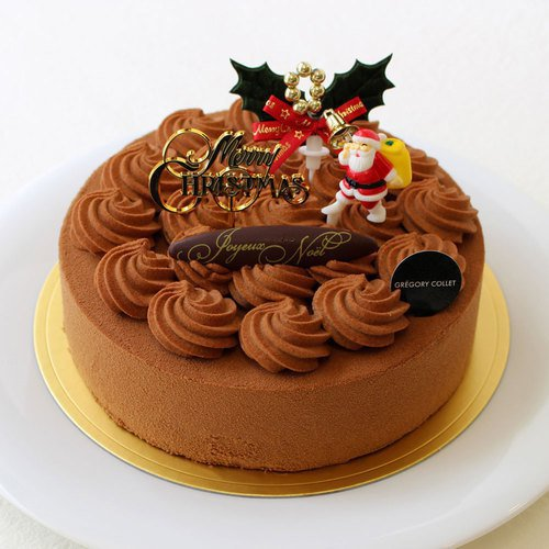 パティスリーグレゴリー・コレ クリスマスケーキ