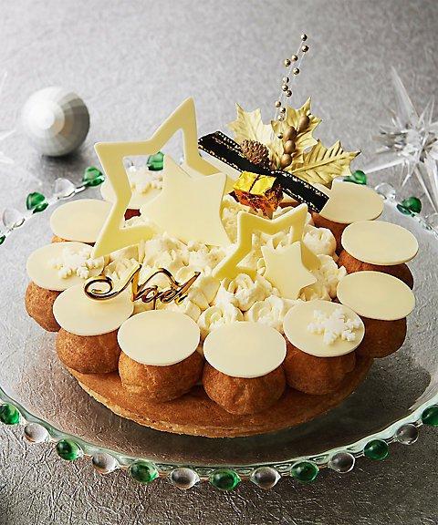 パティスリー ユウ ササゲ,クリスマスケーキ