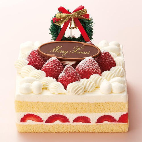 日本橋 千疋屋総本店,クリスマスケーキ