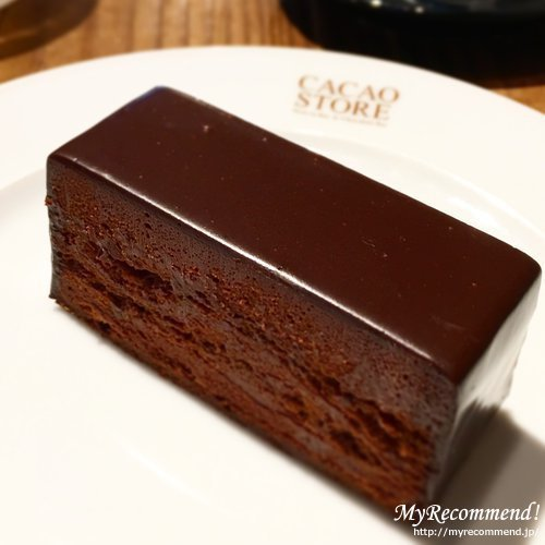 CACAO STORE,チョコレートケーキ