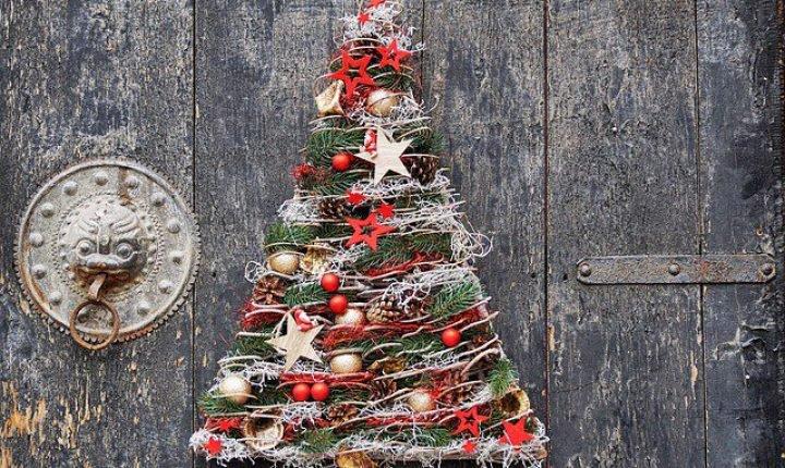 おしゃれなクリスマスツリー2019!大型の北欧風ツリーも