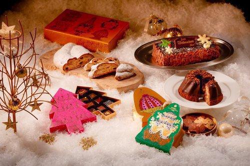 デメル,クリスマスショコラ