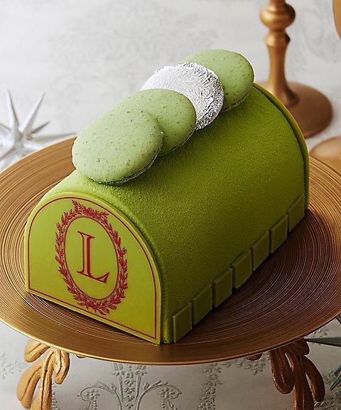 ラデュレ クリスマスケーキ