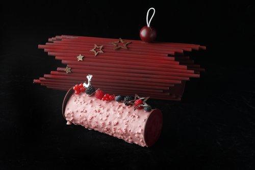 高級ホテル クリスマスケーキ