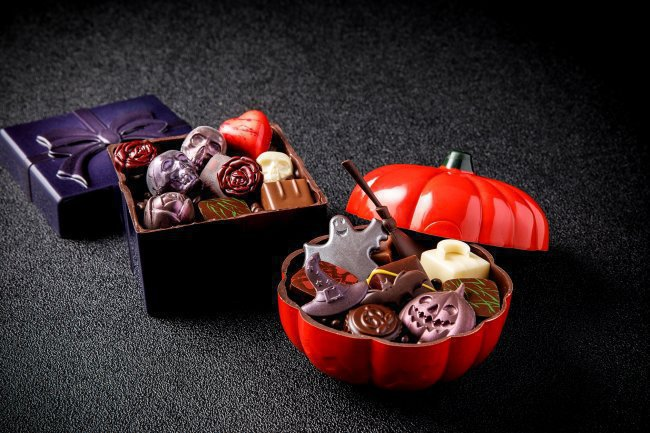 Chocolate Salon Takanawa,ハロウィンケーキ