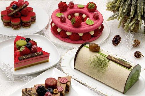 パティスリー・サダハル・アオキ・パリ,クリスマスケーキ
