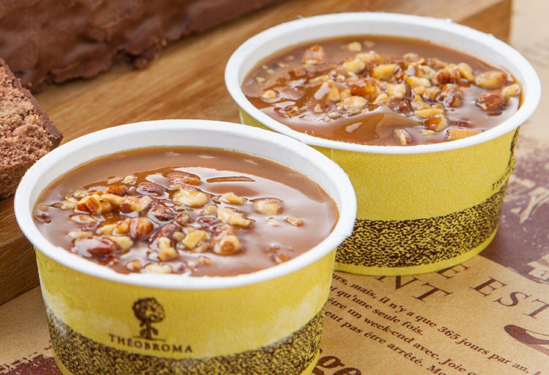 テオブロマ,キャラメルチョコレートグラッセ