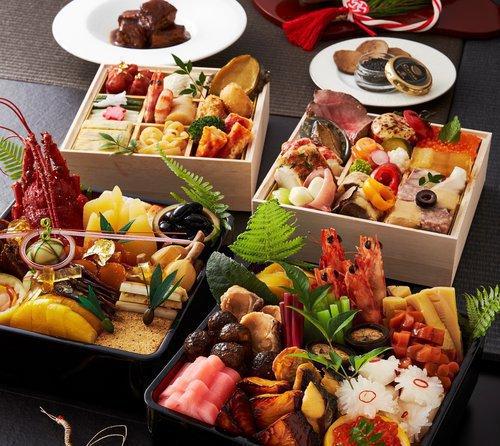 ホテル日航 大阪、おせち料理 2019年祝い膳