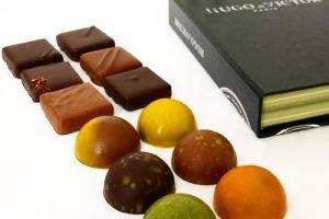 ユーゴアンドヴィクトールのチョコレート