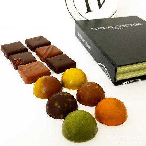 ユーゴ アンド ヴィクトール,チョコレート