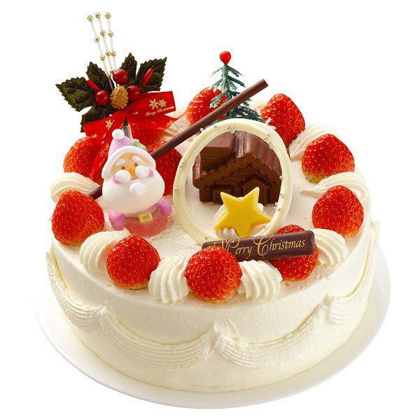 きのとや,クリスマス,生クリームケーキ
