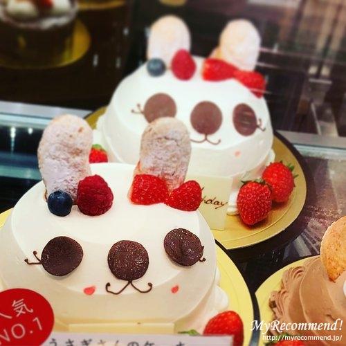 渋谷のアニバーサリー,ケーキ