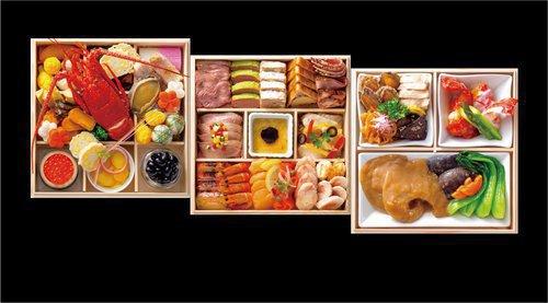 ホテルニューオータニ 大阪,祝膳 おせち料理