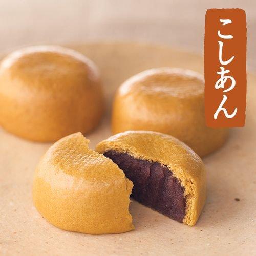 日本三大まんじゅう,柏屋薄皮饅頭