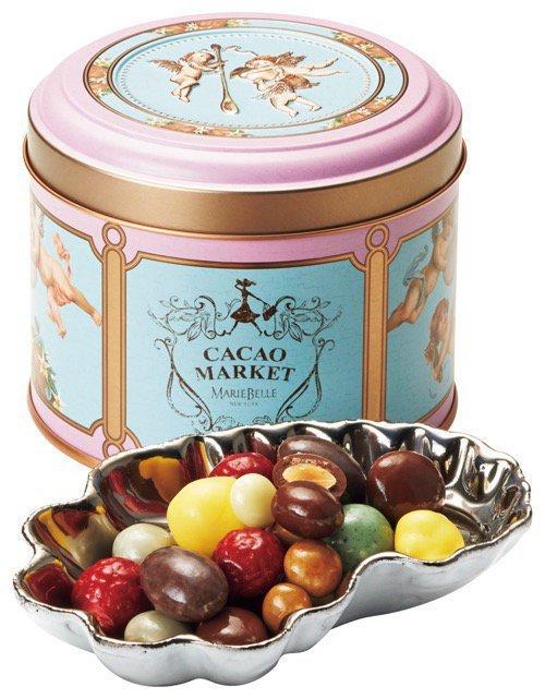マリベル,チョコレートボールアソート缶