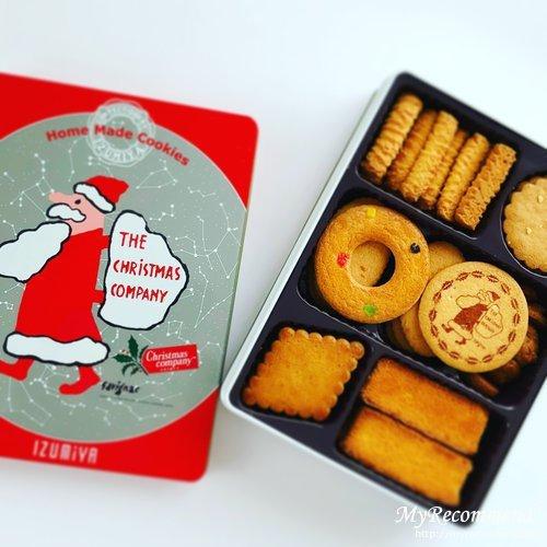 泉屋 クリスマスクッキーズ